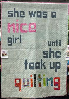 QuiltCon 2015 (70) // lol
