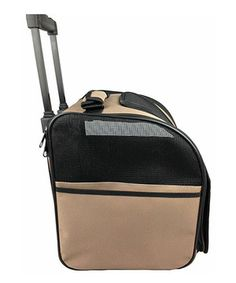 what a versatile dog carrier it 39 s a roller bag backpack and car seat for easy traveling with. Black Bedroom Furniture Sets. Home Design Ideas