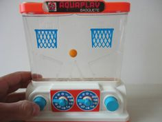 Aquaplay - Basketball  Had this one too.