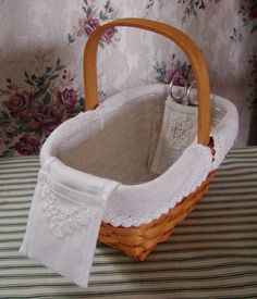 Little Comforts Basket & Needlework Accessories INSTANT