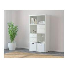 IKEA Kallax Bookcase 2×4 – MyKea