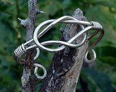 Silver Square Knot Bracelet
