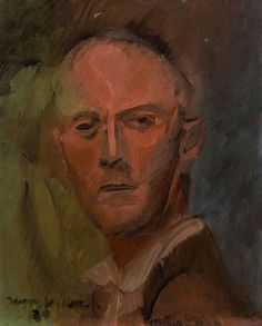 Jacques Villon (French: 1875–1963) - Head