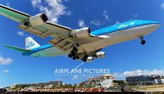 KLM PH-BFN aircraft at Sint Maarten - Princess Juliana Int photo