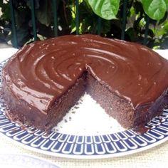Wacky Chocolate Cake (Egg less)