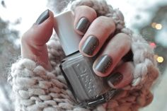 not sure which shade this is, but love all of the essie greys