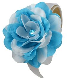 Handmade Carly Rose Flower Girl Headband -- Check out this great product.