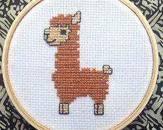 PATTERN: Poop Emoji Funny Cross Stitch Pattern by jimjamcrafts