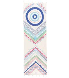 La Vie Boheme Mandala Organic Cotton Yoga Towel at YogaOutlet.com - The Web's most popular yoga shop