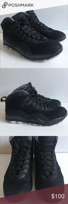best service 55361 5dd2e Nike Air Jordan 10 men s size 8.5 Nike Air Jordan 10 men s size 8.5. Scuff s