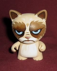 Grumpy Cat Micro-Trikky by ~ReverendBonobo on deviantART #Tard #GrumpyCat