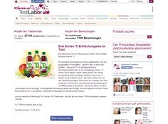 100 TesterInnen für Ti Erfrischungstee gesucht! Das Testlabor von gofeminin.de sucht noch bis 1. Juni 2014 100 ProdukttesterInnen für Ti Erfrischungstee. Getestet...