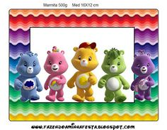 {free} carebear party printables. Right click and save as. This is part of a set. The rest are on my Carebear printable board