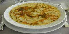 Hünkar Çorbası