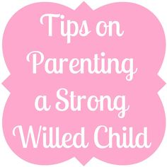 {Tips on parenting a strong willed child} Great ideas in this post. Do you have a strong willed child in your home? How do you honor and deal with it? Maybe work in the classroom too?-- Just in case My Little Kids, Strong Willed Child, For Elise, Tips Belleza, Raising Kids, Parenting Advice, Gentle Parenting, Peaceful Parenting, My Children