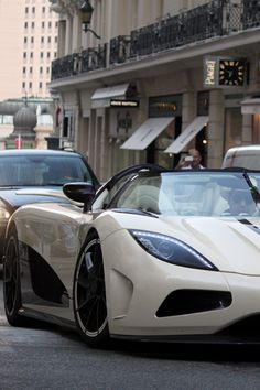 Koenigsegg Automotive AB is a Swedish manufacturer of high-performance sports cars, also known as hyper-cars, based in Ängelholm.