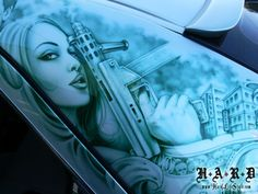 airbrush art gallery | HARD Lifestyle: Murals and Graphics Image 0310