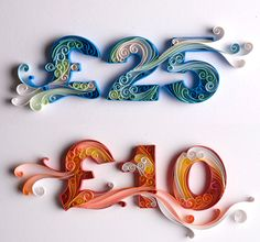paper typography « The New Minimum
