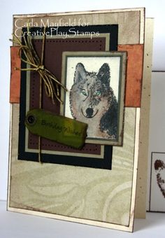 Birthday Wishes by stargirl - Cards and Paper Crafts at Splitcoaststampers