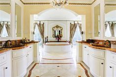 MAGNIFICENT NEOCLASSICAL RIVER OAKS ESTATE | Texas Luxury Homes | Mansions For Sale | Luxury Portfolio