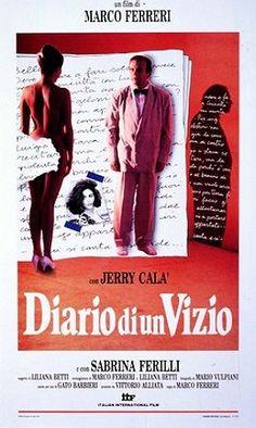 Diario di un vizio Poster On, Poster Prints, Information Poster, Original Movie Posters, Ebay Search, Betta, Cinema, Tv, Diary Book
