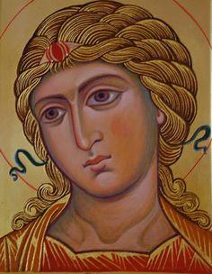 S. Gabriele Arcangelo:l'angelo dai capelli d'oro
