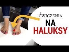HALUKS / PALUCH KOŚLAWY - TOP 3 ĆWICZENIA NA HALUKSY ! - YouTube Health Fitness, Youtube, Workout, Education, Sports, Diet, Hs Sports, Work Out, Onderwijs