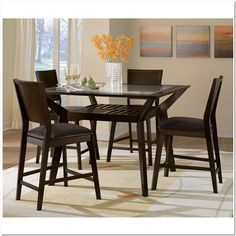 Alcove Sage Dining Room Collection  Value City Furnituretable Endearing City Furniture Dining Room Inspiration Design