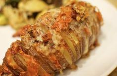 Hasselback potatoes are the ultimate side dish. They are tender, crispy and absolutely delicious. No matter the potato, the technique remains the same.