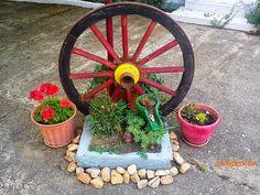 Home yard decoration