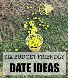 Six date night ideas on a budget!
