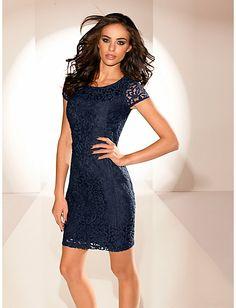 ashley brooke event spitzenkleid rot im heine online shop kaufen dresses pinterest more. Black Bedroom Furniture Sets. Home Design Ideas