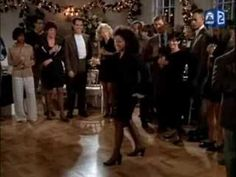 Seinfeld - The Elaine Dance