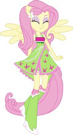 Fluttershy (Legend of Everfree) Ponyup by MLGSkittles.deviantart.com on @DeviantArt