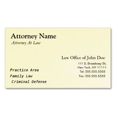 Attorney elegant clean ii business card business cards card attorney modern simple clean elegant business cards this is a fully customizable business card and available on several paper types for your needs cheaphphosting Images