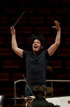 #Gustavo #Dudamel