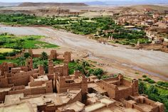 Ait   Benhaddou 3 by CitizenFresh.deviantart.com on @DeviantArt