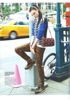 Red Magazine, September 2013 - Dana Levy Bracelets