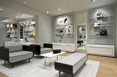 The Style Examiner: Luxury brand Delvaux unveils new global retail concept
