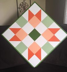 woodworking for beginners Barn Quilt Designs, Barn Quilt Patterns, Pattern Blocks, Quilting Designs, Star Quilts, Quilt Blocks, Barn Quilts For Sale, Painted Barn Quilts, Barn Signs