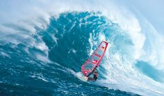 Robby Naish the legend of windsurf!!!