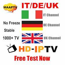Channels Iptv List : SLOVENIA / AUSTRIA / SERBIA / ALBANIA / GERMAN
