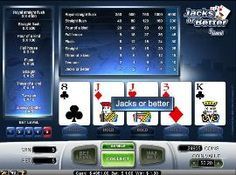 Jacks or Better - 1 hand - Play video poker for free! Poker Games Online, Online Casino Games, Jacks Or Better, Casino Room, Video Poker, Free Games, Gallery, Rooms, Play
