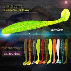 Paddle Tail Lure Wobbler Bait – uShopnow store