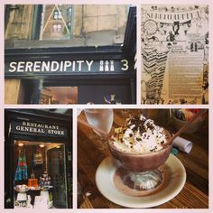 Add Serendipity to your New York City bucket list! Went there for my Bachelorette Party & LOVED the dessert.