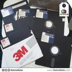 Somos la generación del Diskette 5 1/4