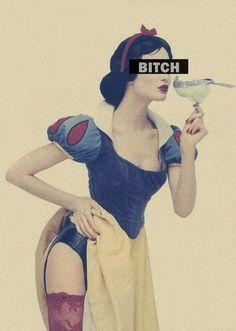 こういう感じの白雪姫も悪くはない。