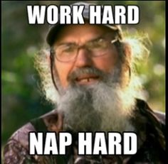 Uncle Si understands me