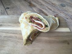 Myke, saftige tortilla-wraps | Lavkarbo Tortilla Wraps, Sandwiches, Tacos, Mexican, Healthy, Ethnic Recipes, Food, Essen, Meals