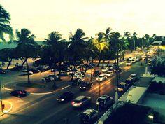My hometown  Maceio  Brasil